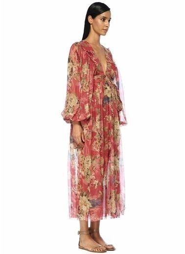 Zimmermann Elbise Kırmızı